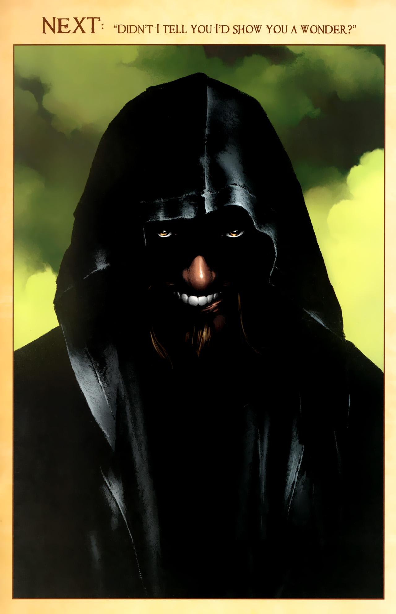 Read online Dark Tower: The Gunslinger - The Battle of Tull comic -  Issue #1 - 31