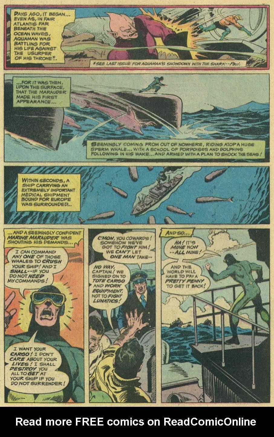 Read online Adventure Comics (1938) comic -  Issue #449 - 4