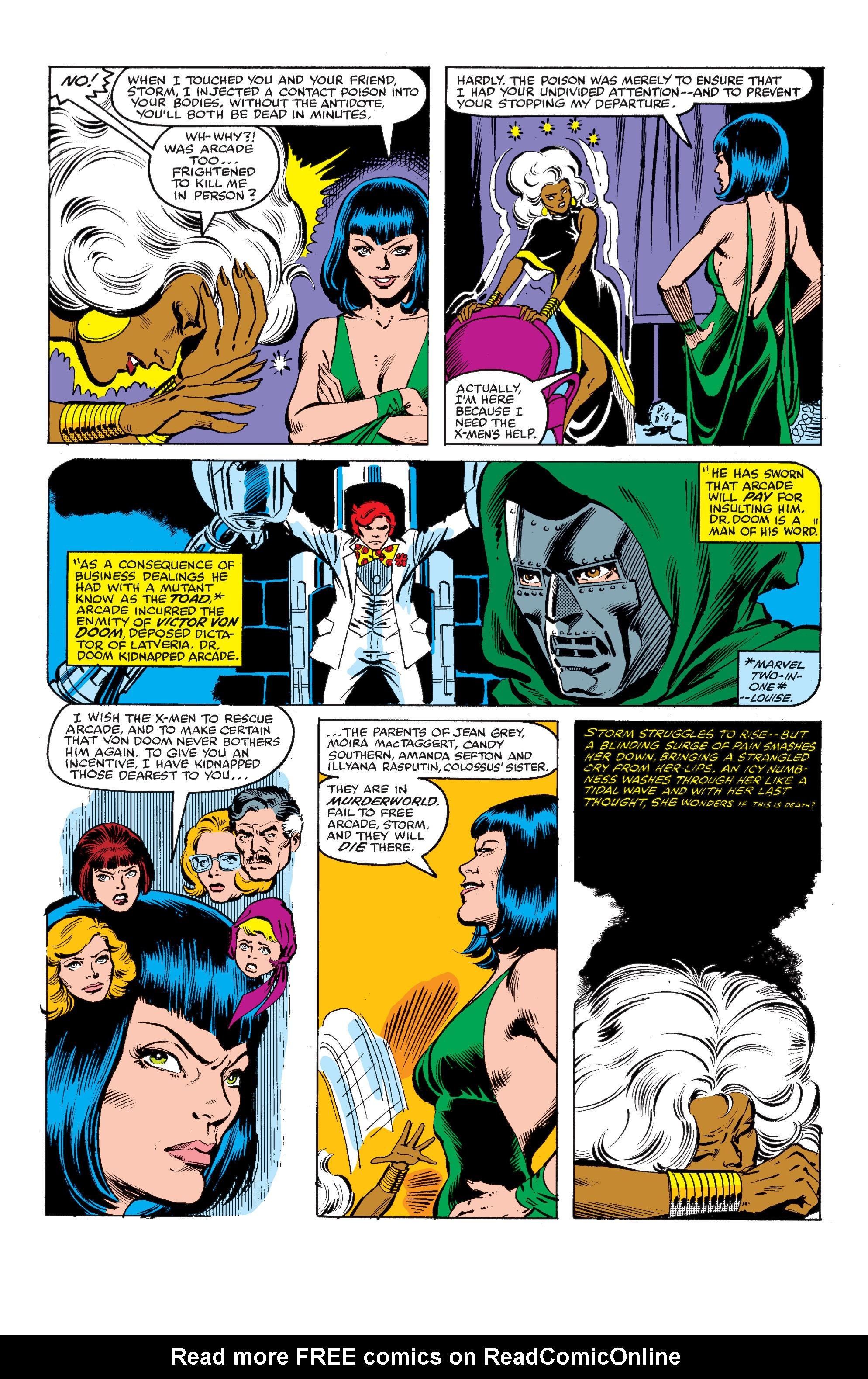 Read online Uncanny X-Men (1963) comic -  Issue #145 - 5