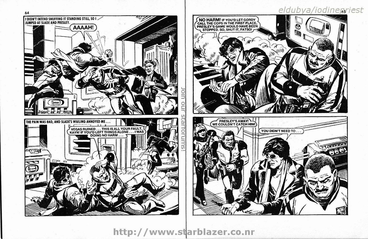 Starblazer issue 173 - Page 34