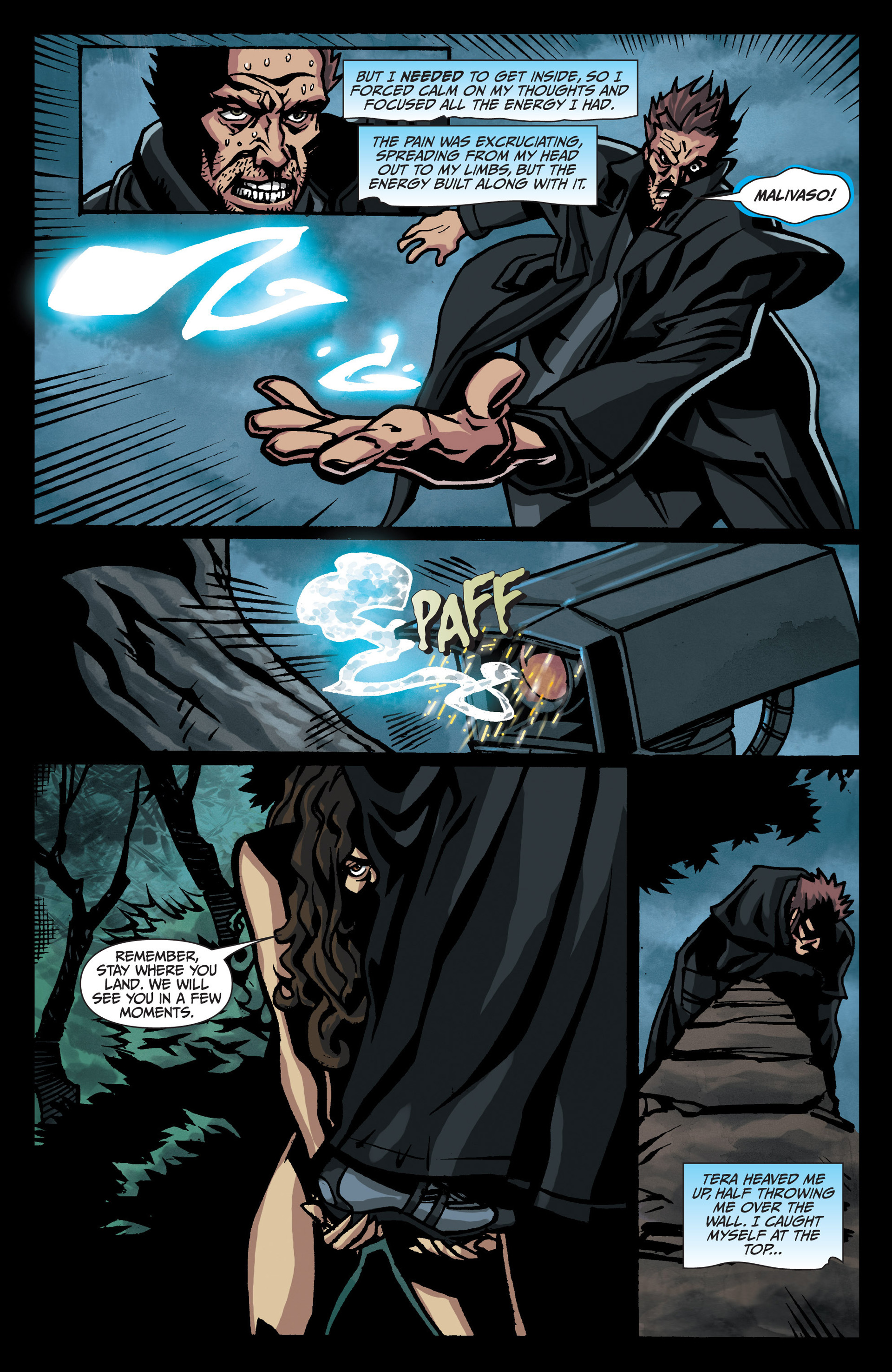 Read online Jim Butcher's The Dresden Files: Fool Moon comic -  Issue #7 - 23