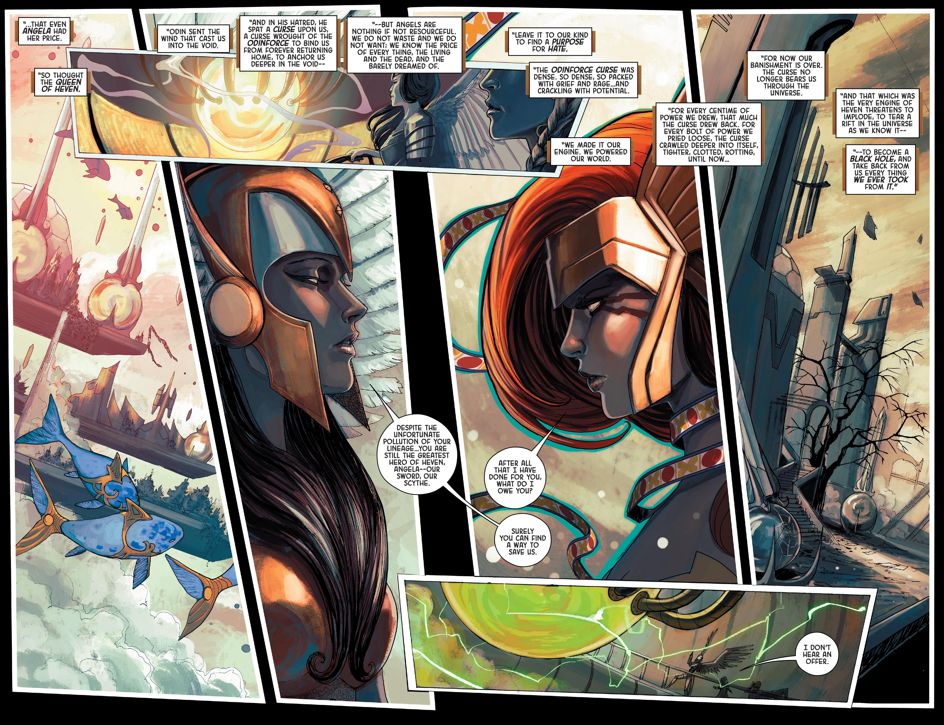 Read online Angela: Asgard's Assassin comic -  Issue #2 - 16