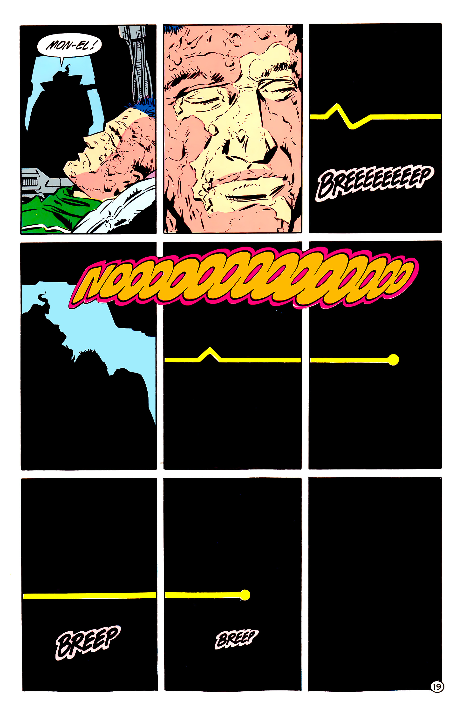 Legion of Super-Heroes (1984) 61 Page 19