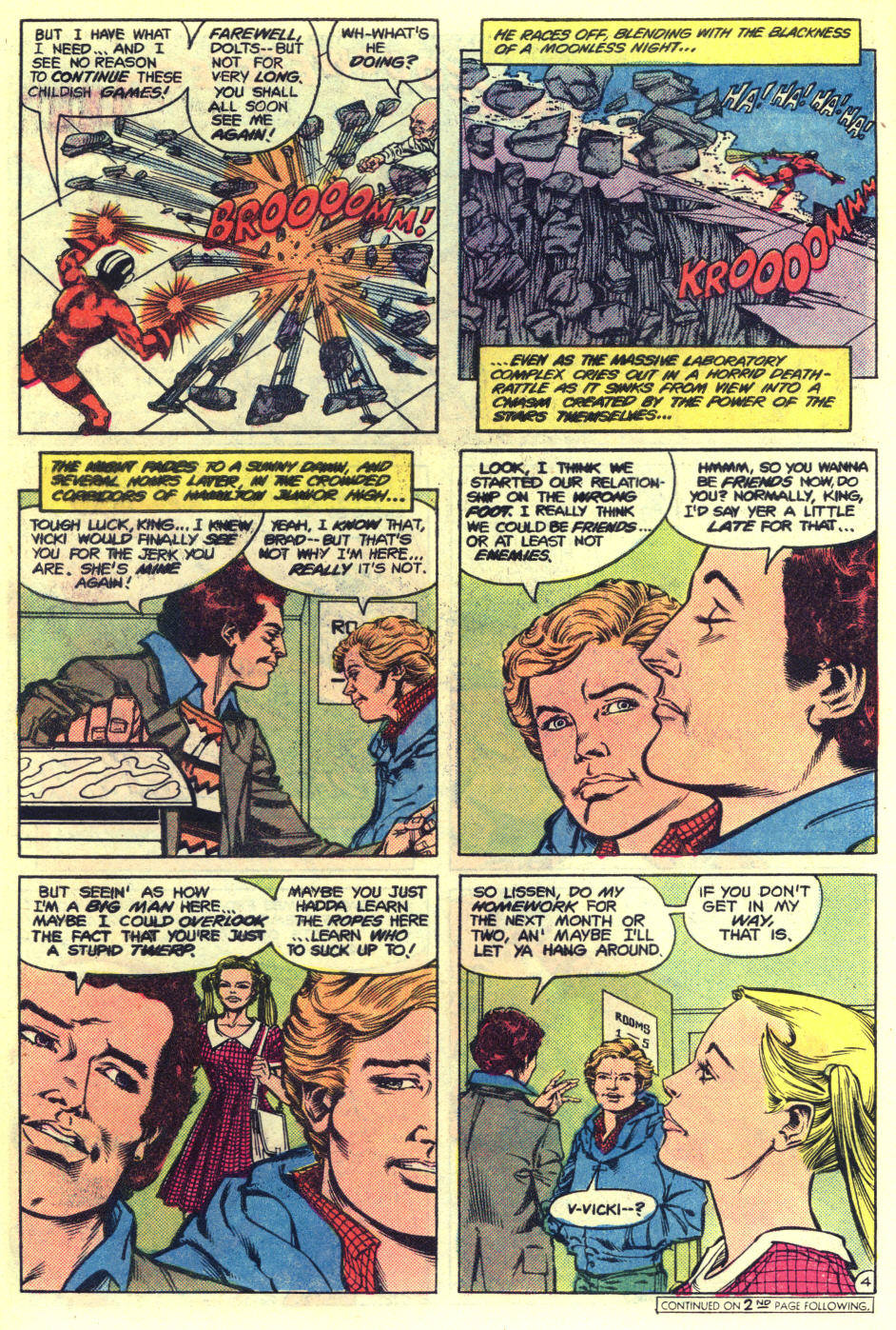 Read online Adventure Comics (1938) comic -  Issue #487 - 5