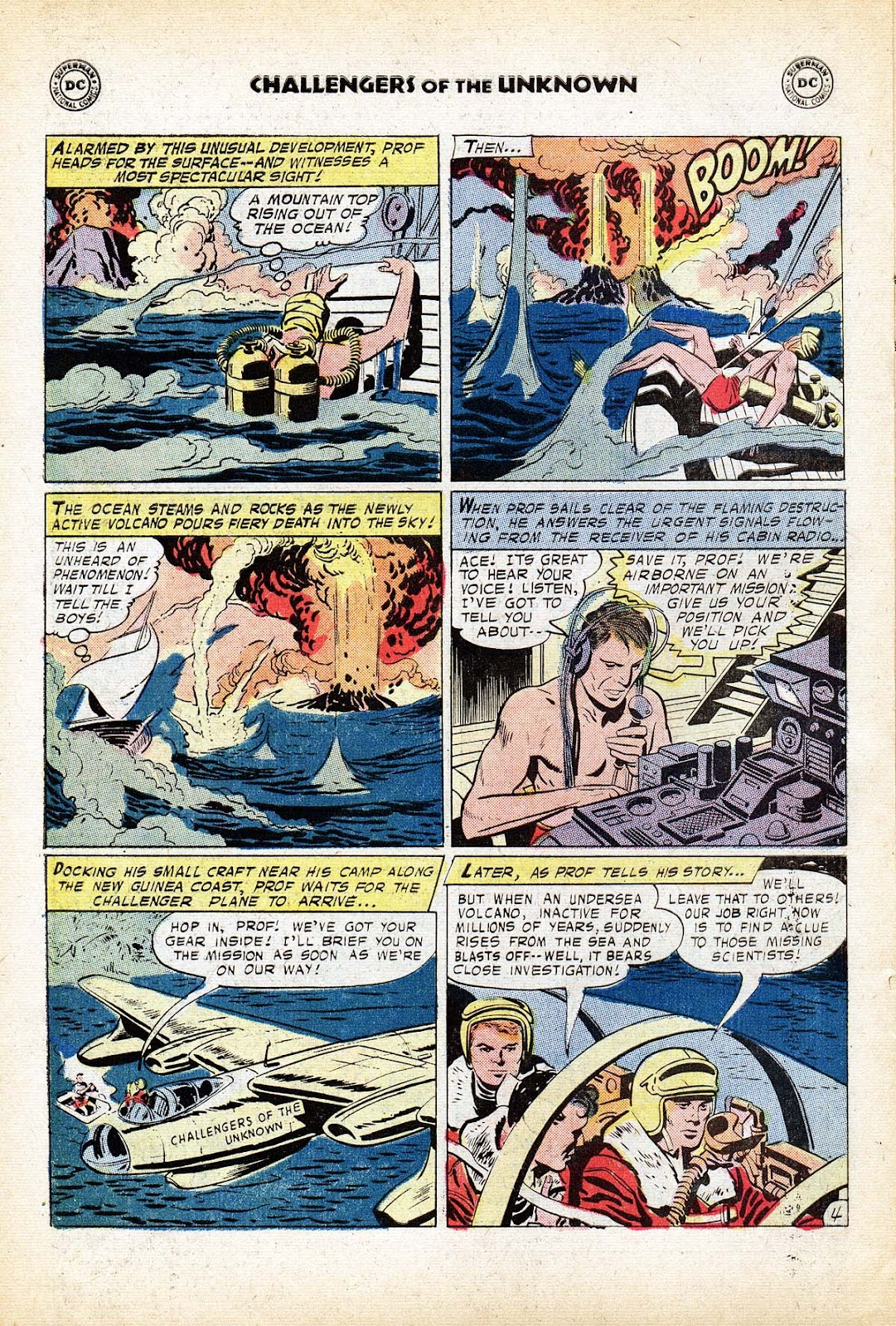 Challengers of the Unknown (1958) issue 80 - Page 6