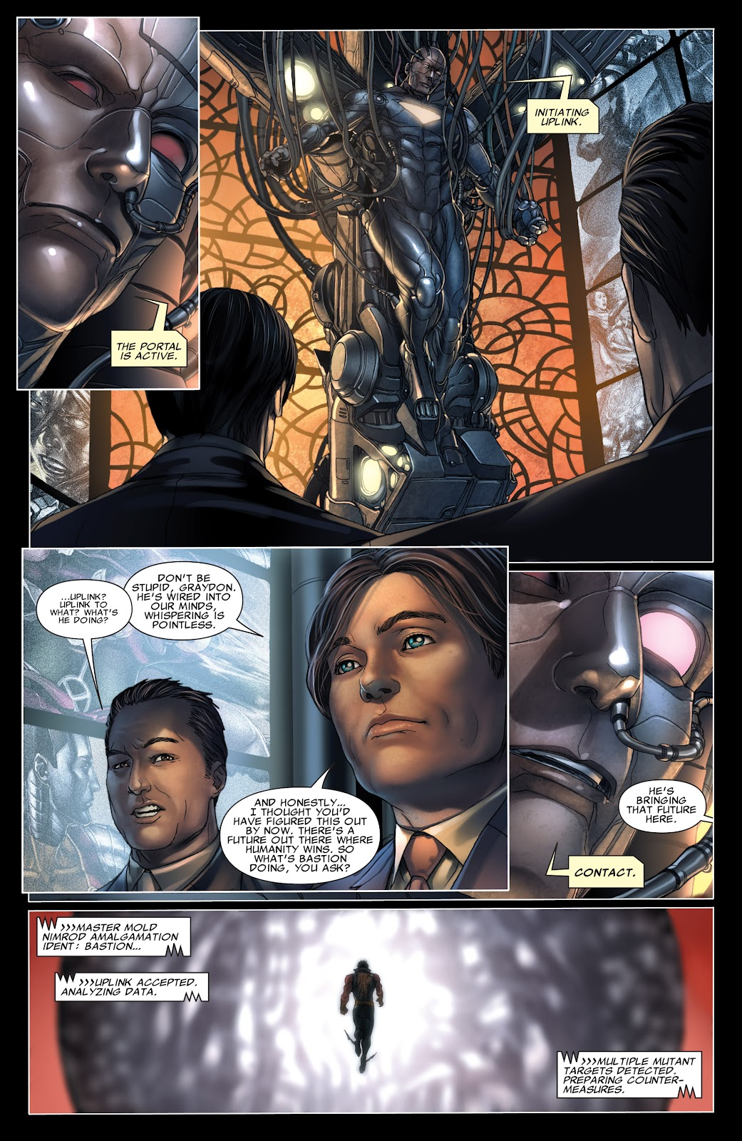Read online X-Men: Second Coming comic -  Issue # _TPB (Part 3) - 17
