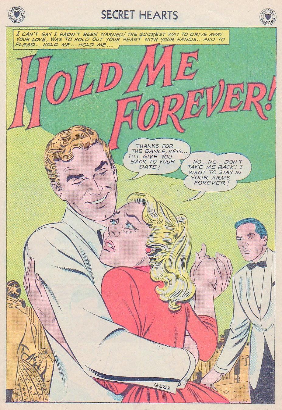 Read online Secret Hearts comic -  Issue #72 - 27