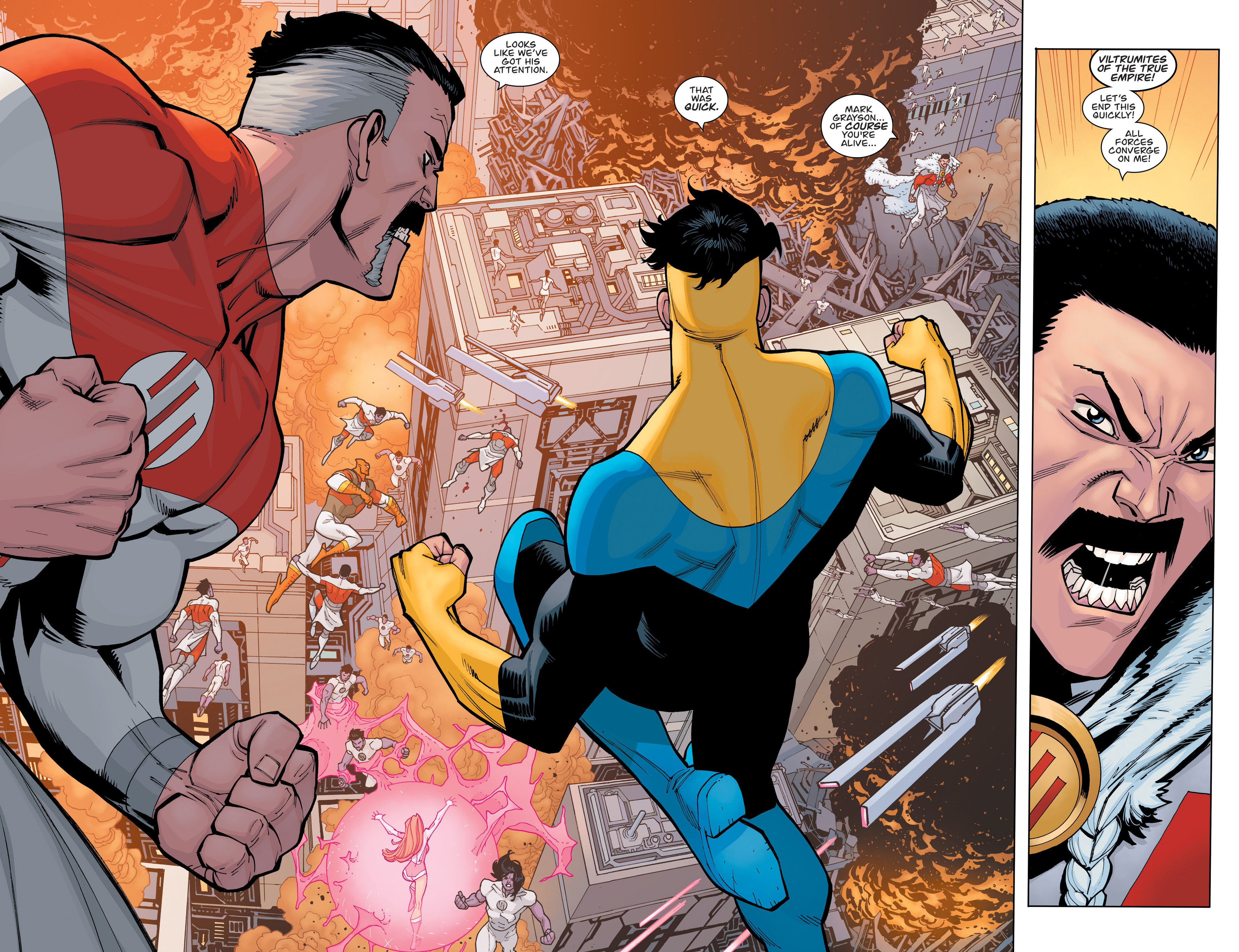 Read online Invincible comic -  Issue #136 - 4
