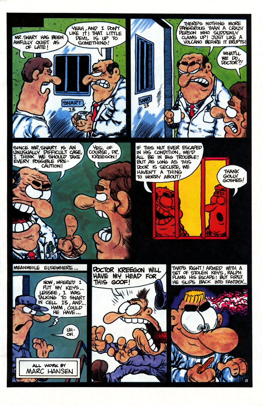 Ralph Snart Adventures (1988) 9 Page 2