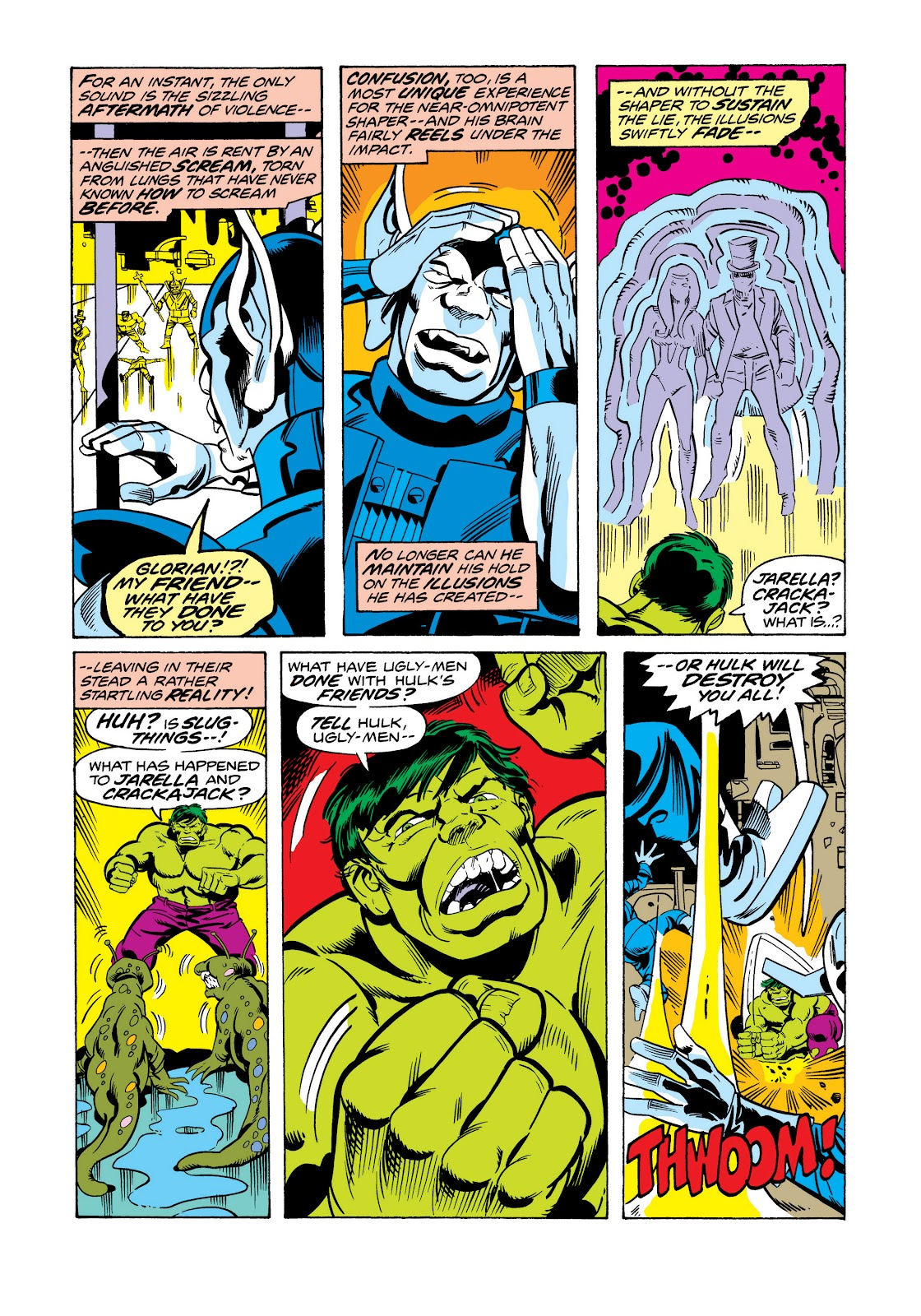 Read online Marvel Masterworks: The Incredible Hulk comic -  Issue # TPB 11 (Part 2) - 52
