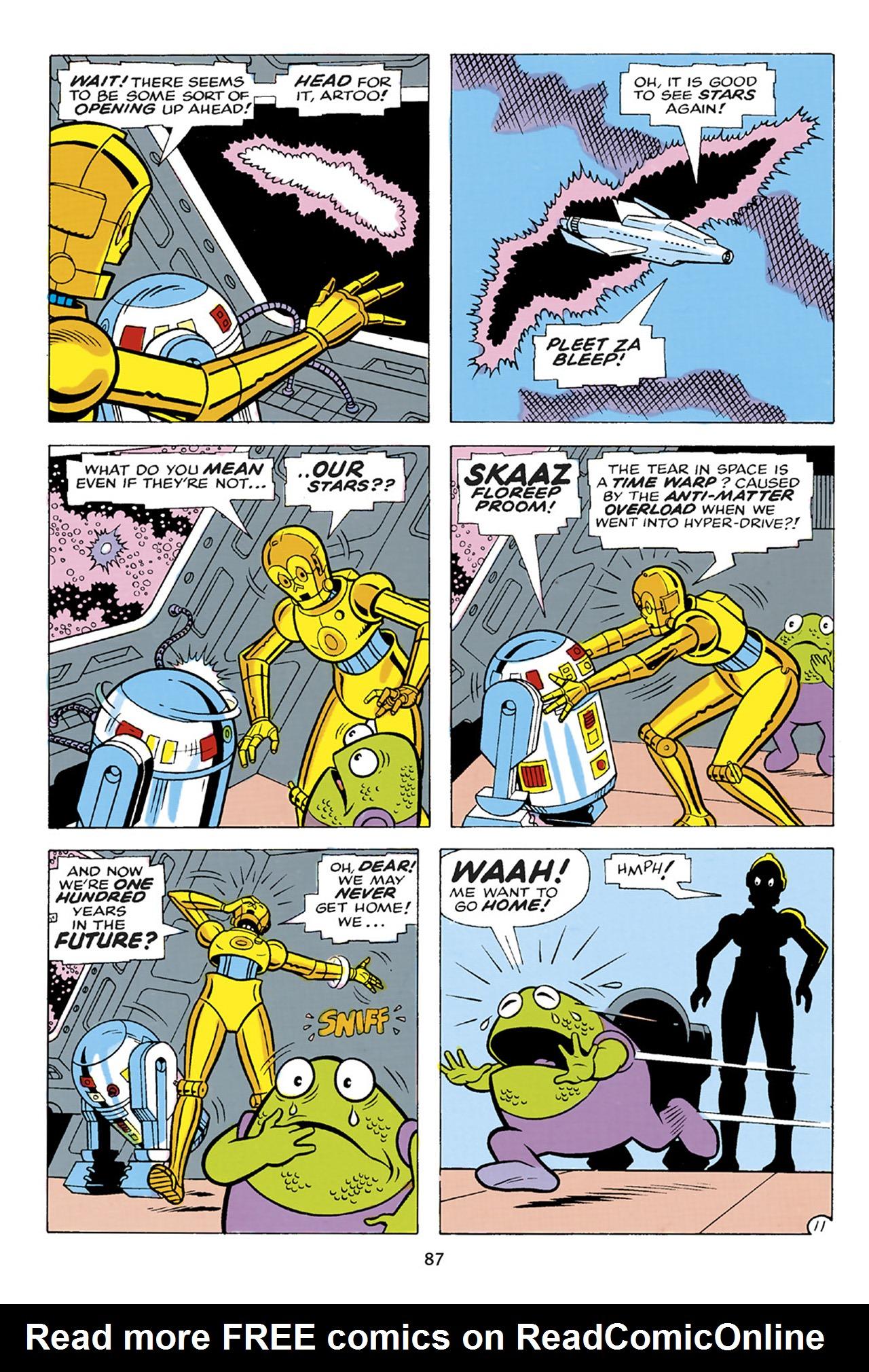 Read online Star Wars Omnibus comic -  Issue # Vol. 23 - 86
