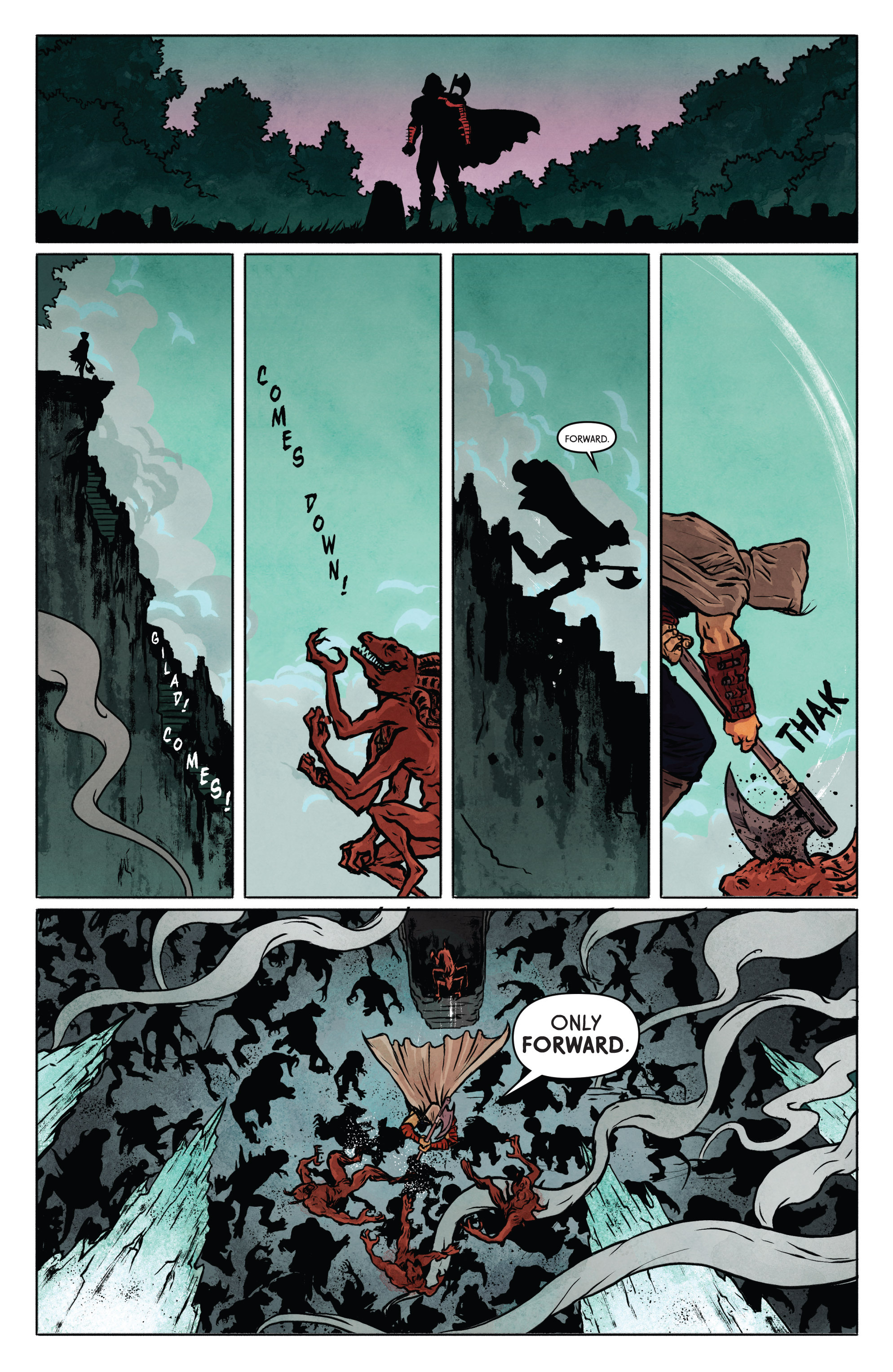 Read online Wrath of the Eternal Warrior comic -  Issue #2 - 17