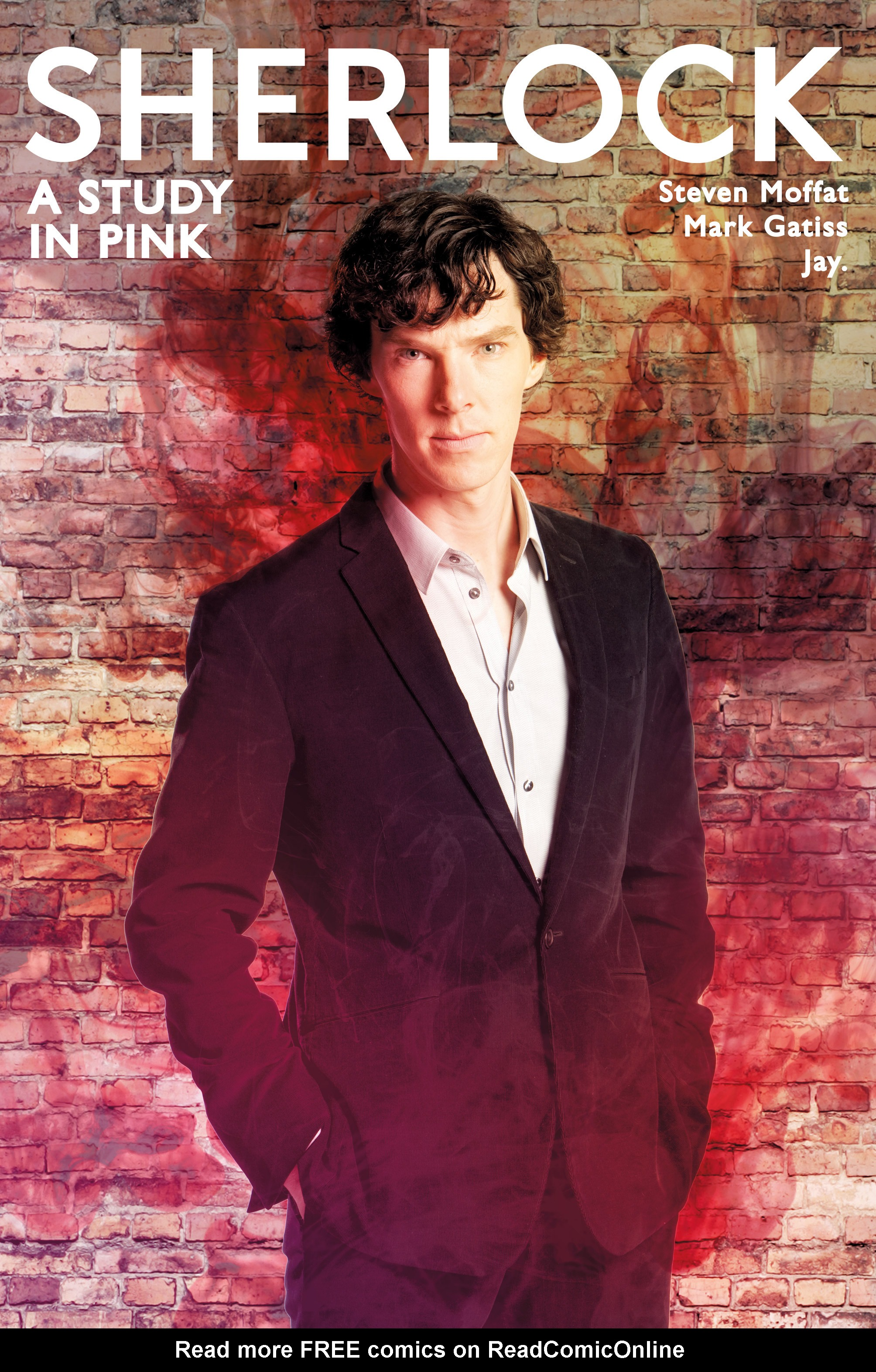 Read online Sherlock: A Study In Pink comic -  Issue #5 - 2