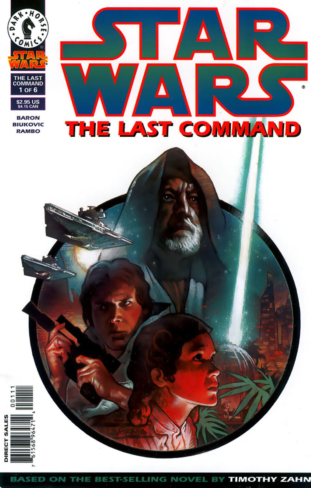 Star Wars: The Last Command issue 1 - Page 1