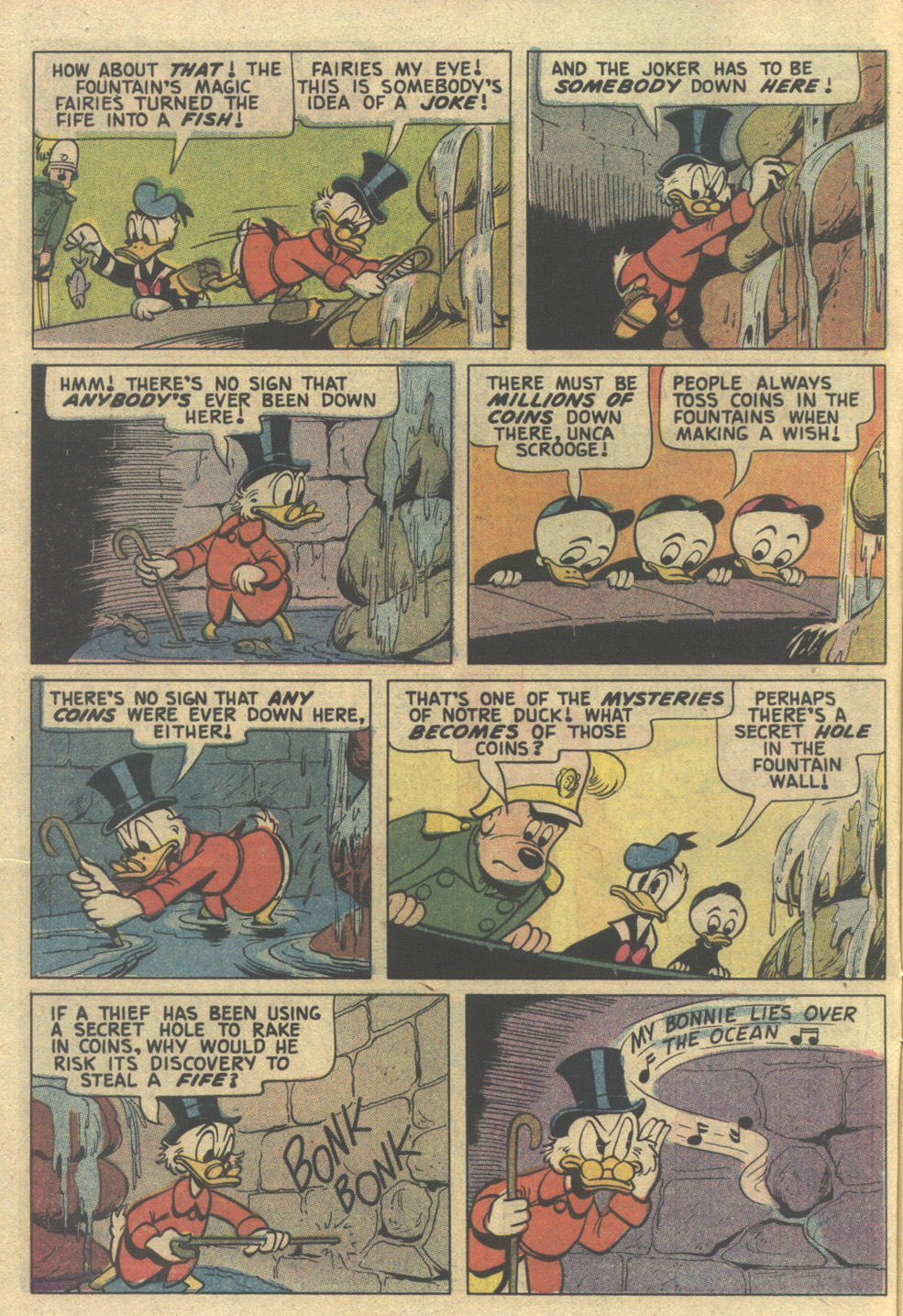 Read online Uncle Scrooge (1953) comic -  Issue #184 - 6