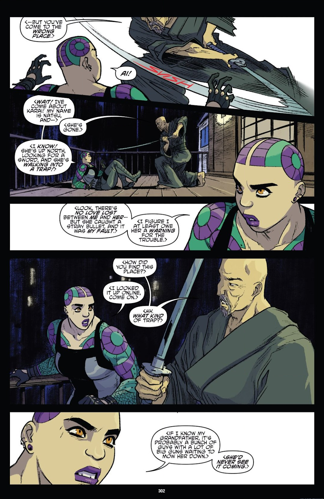Read online Teenage Mutant Ninja Turtles: The IDW Collection comic -  Issue # TPB 9 (Part 3) - 99