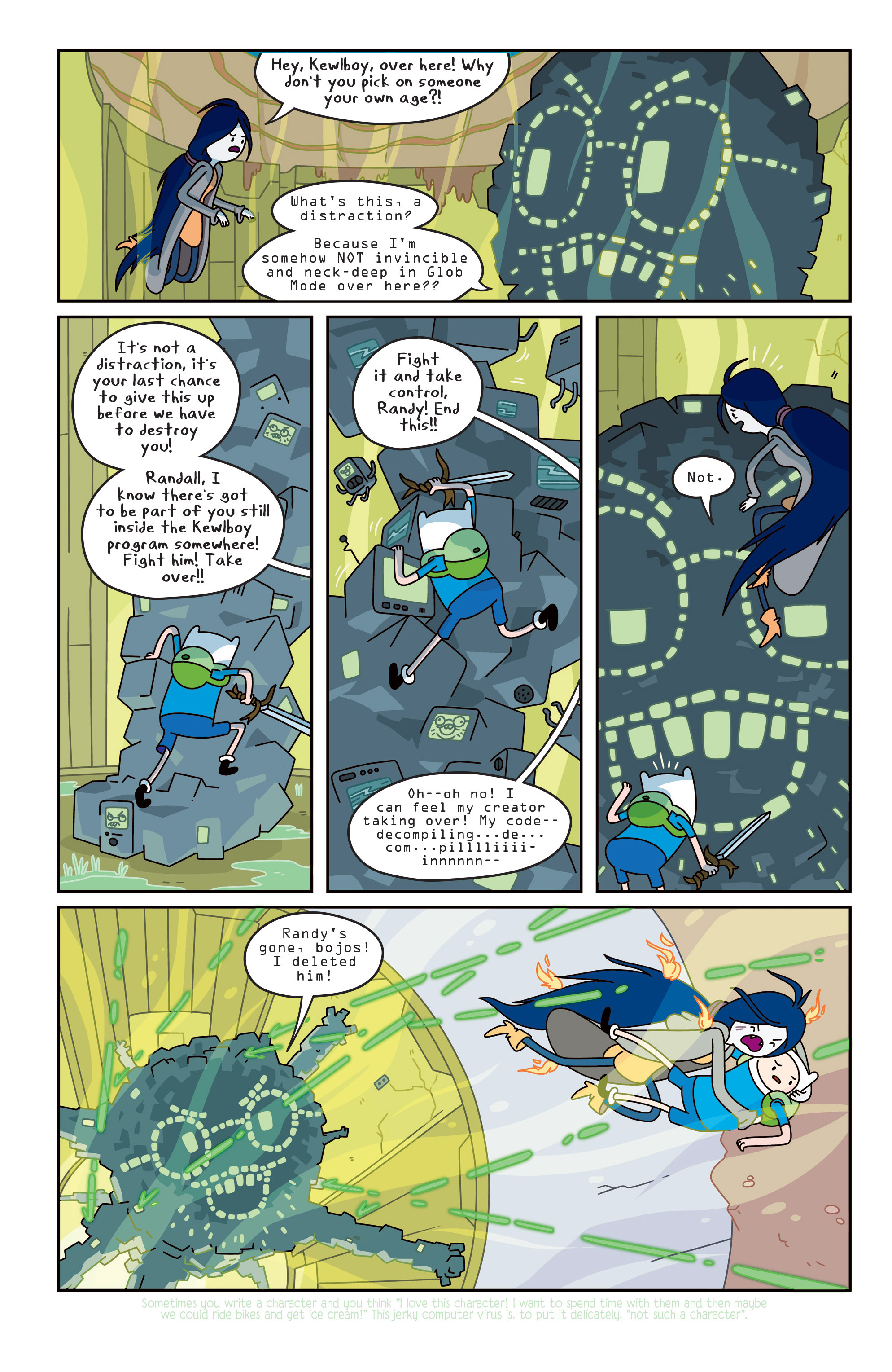 Read online Adventure Time comic -  Issue #Adventure Time _TPB 3 - 72