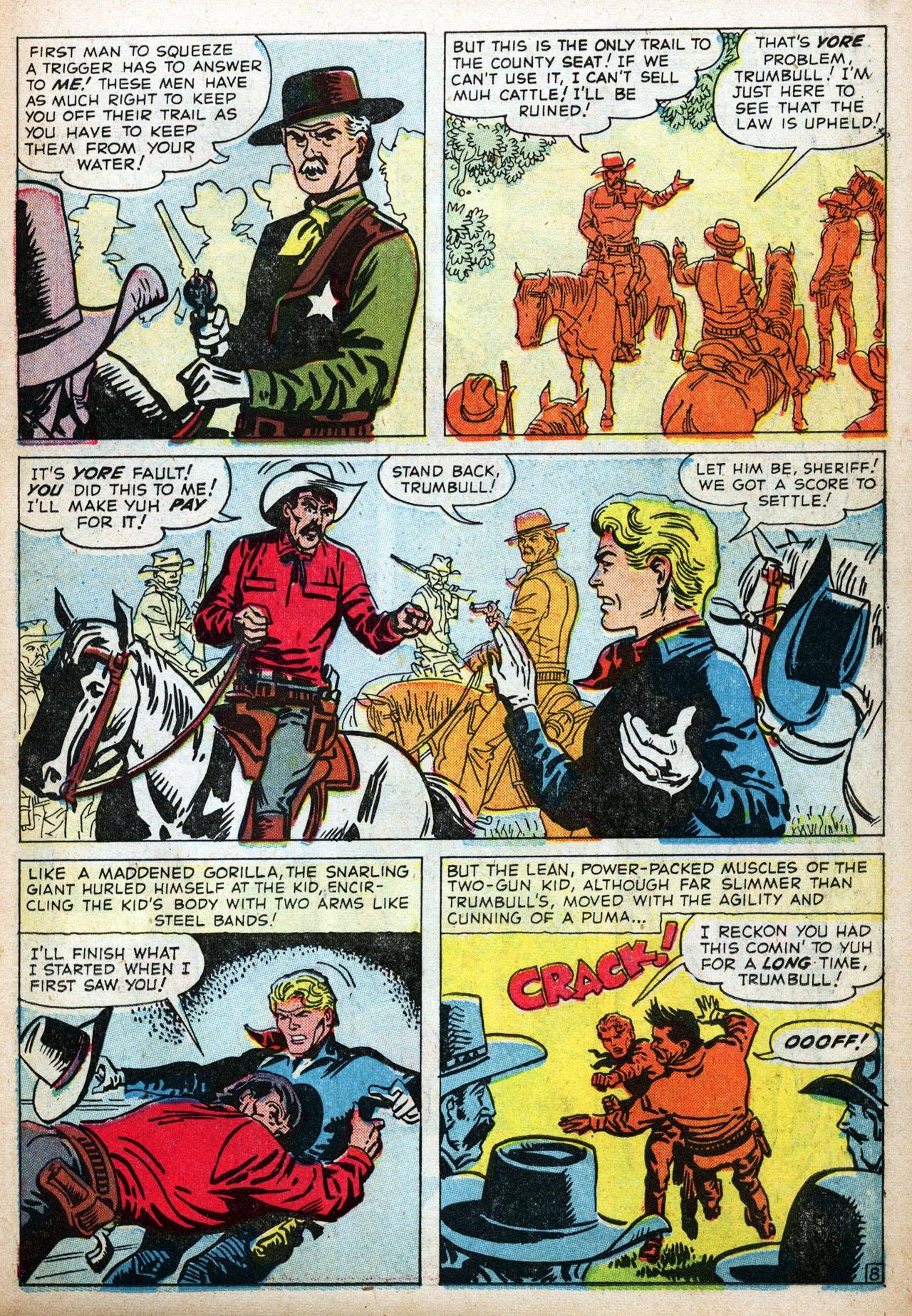 Read online Two-Gun Kid comic -  Issue #42 - 11
