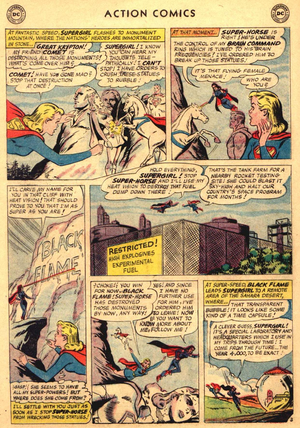 Read online Action Comics (1938) comic -  Issue #304 - 22