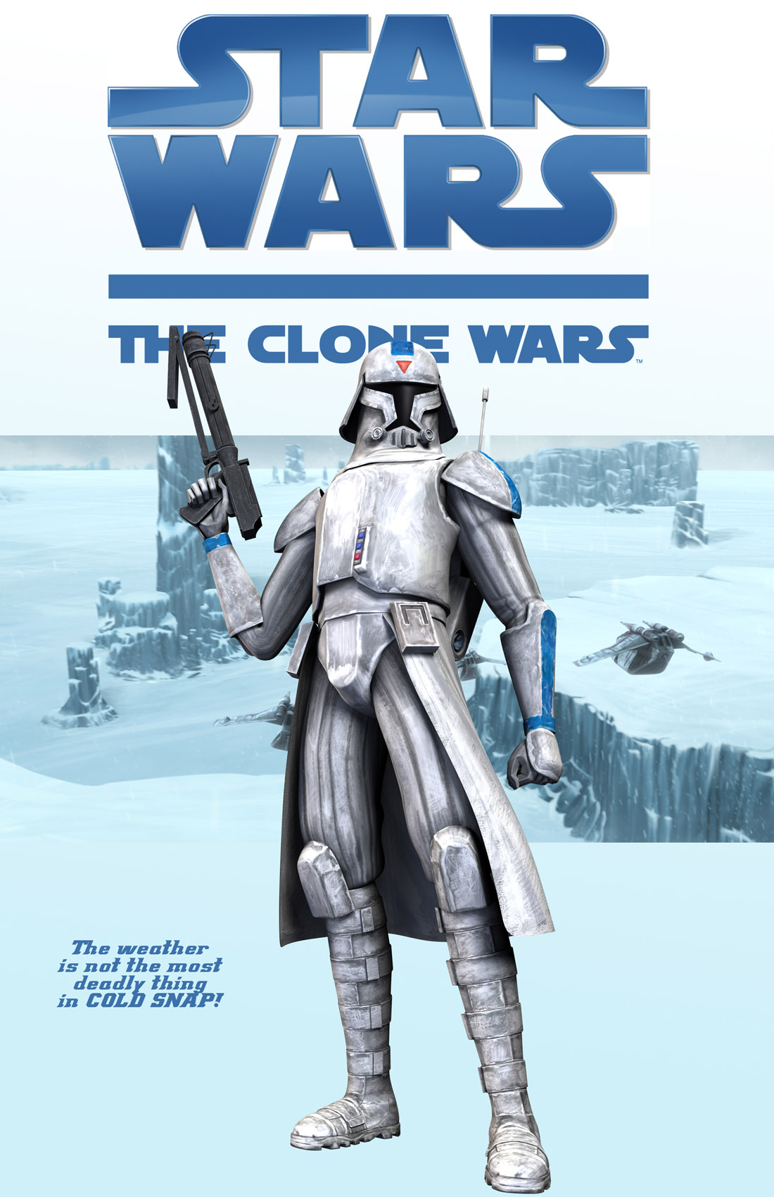 Read online Star Wars: Tales From The Clone Wars comic -  Issue # TPB - 102