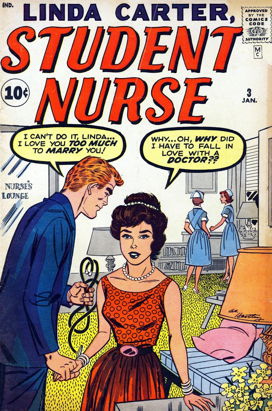 Linda Carter, Student Nurse 3 Page 1
