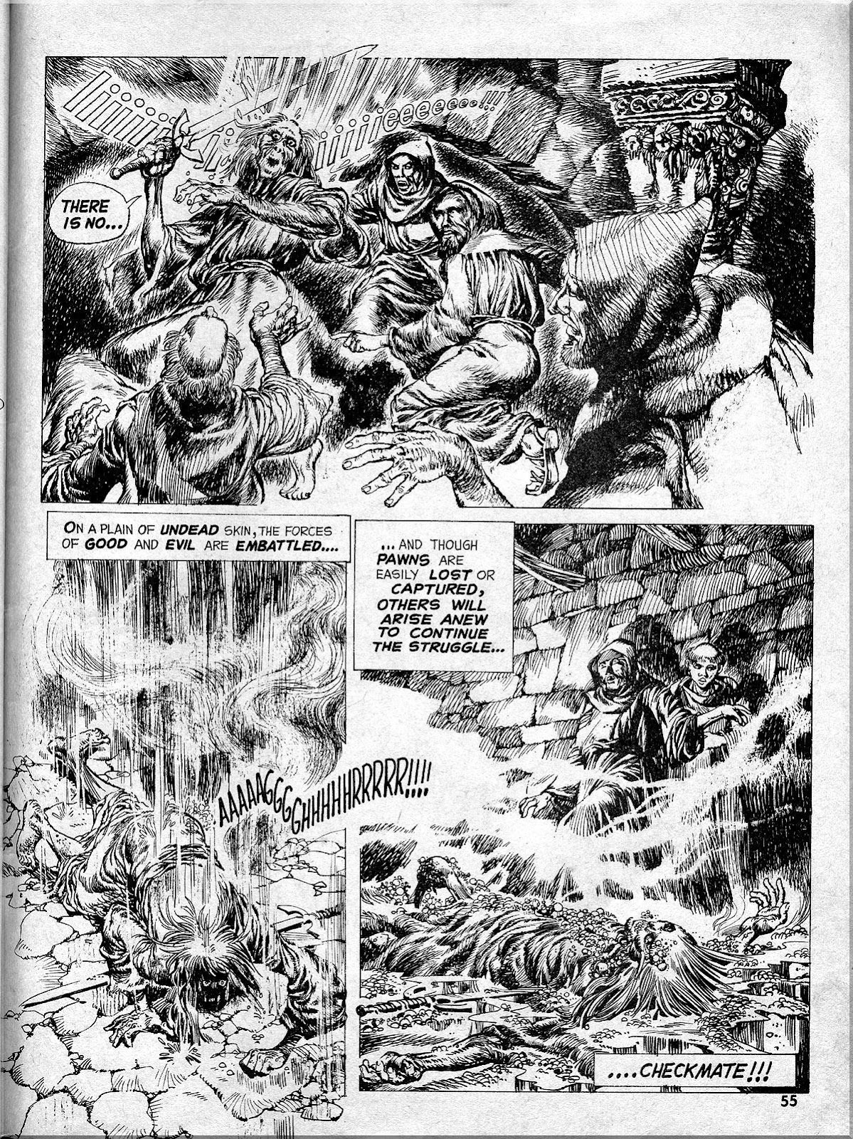Nightmare (1970) issue 10 - Page 56