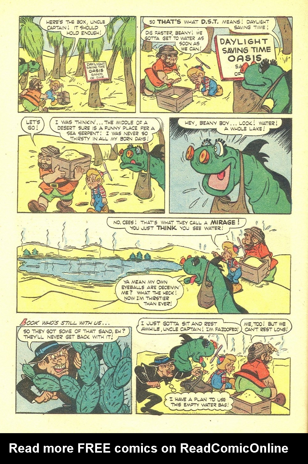 Four Color Comics issue 635 - Page 32