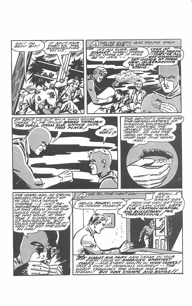 Read online Golden-Age Men of Mystery comic -  Issue #16 - 15