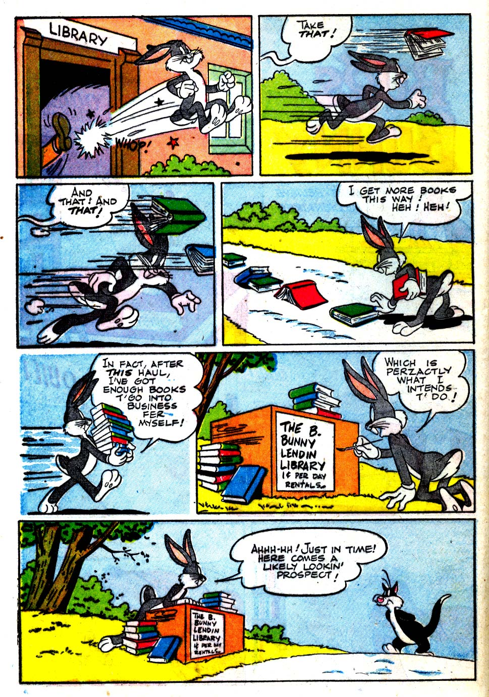 Four Color Comics issue 281 - Page 44