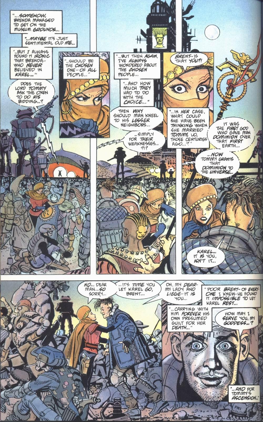 Read online Twilight comic -  Issue #3 - 33