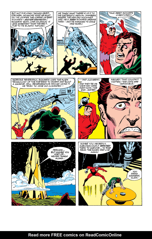 Read online Secret Wars (1985) comic -  Issue #12 - 17