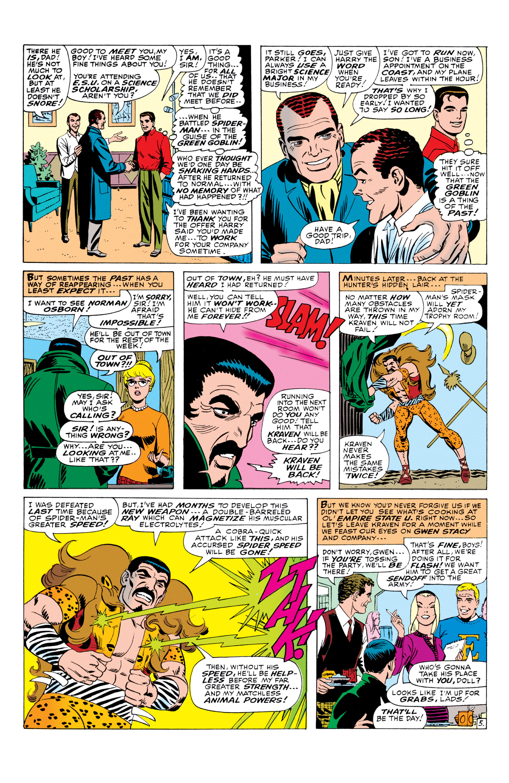 The Amazing Spider-Man (1963) 47 Page 5