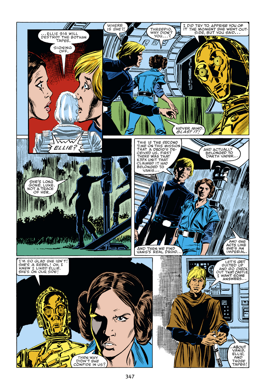 Read online Star Wars Omnibus comic -  Issue # Vol. 18.5 - 66