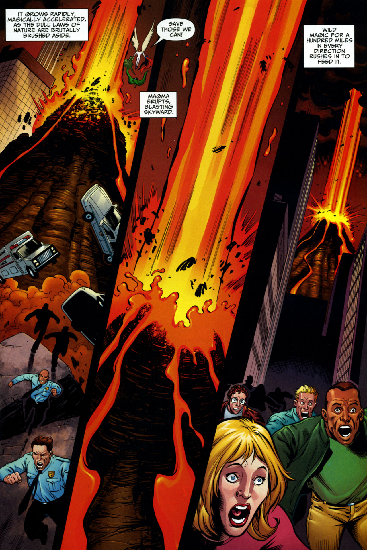 Read online Shadowpact comic -  Issue #15 - 18