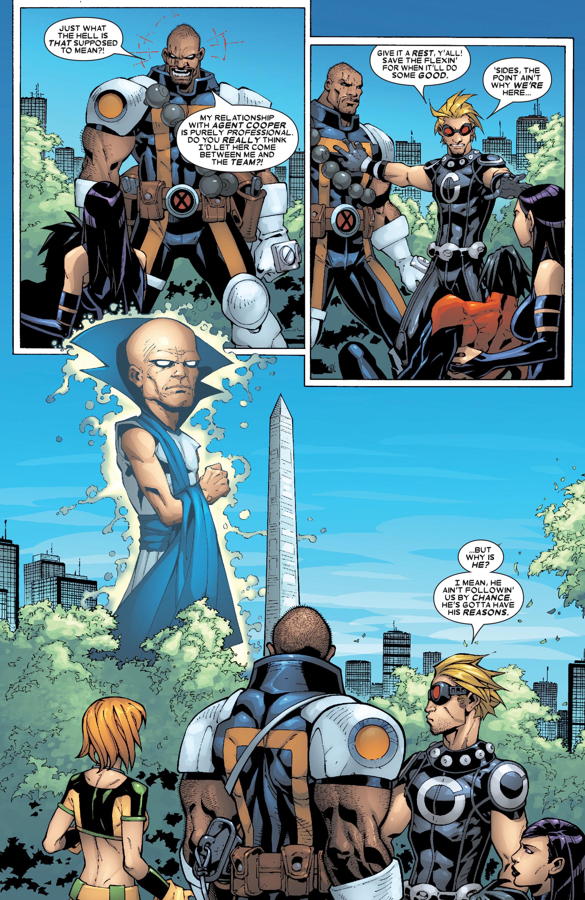 Uncanny X-Men (1963) 473 Page 6