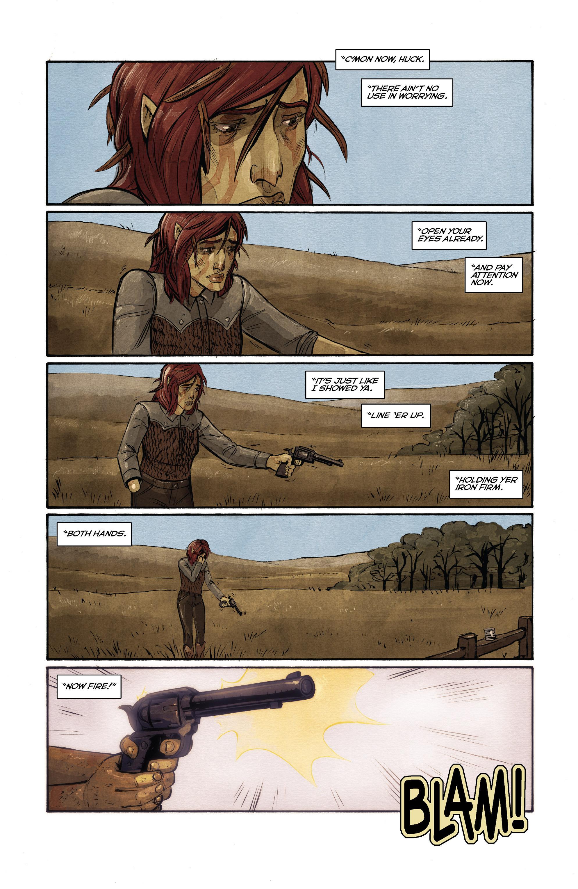 Read online Shutter comic -  Issue #24 - 2