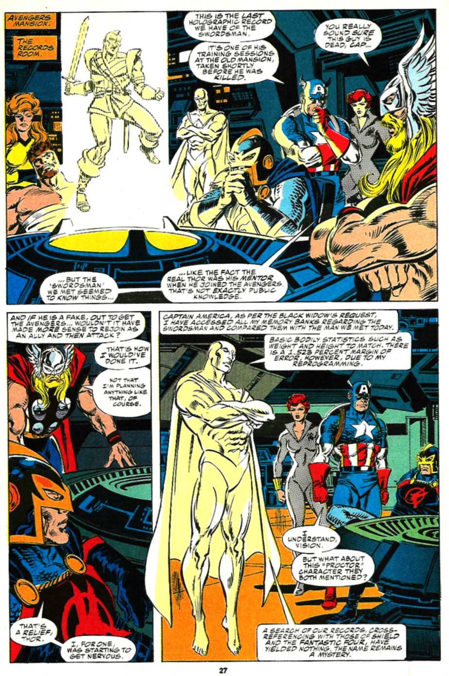The Avengers (1963) 344 Page 20