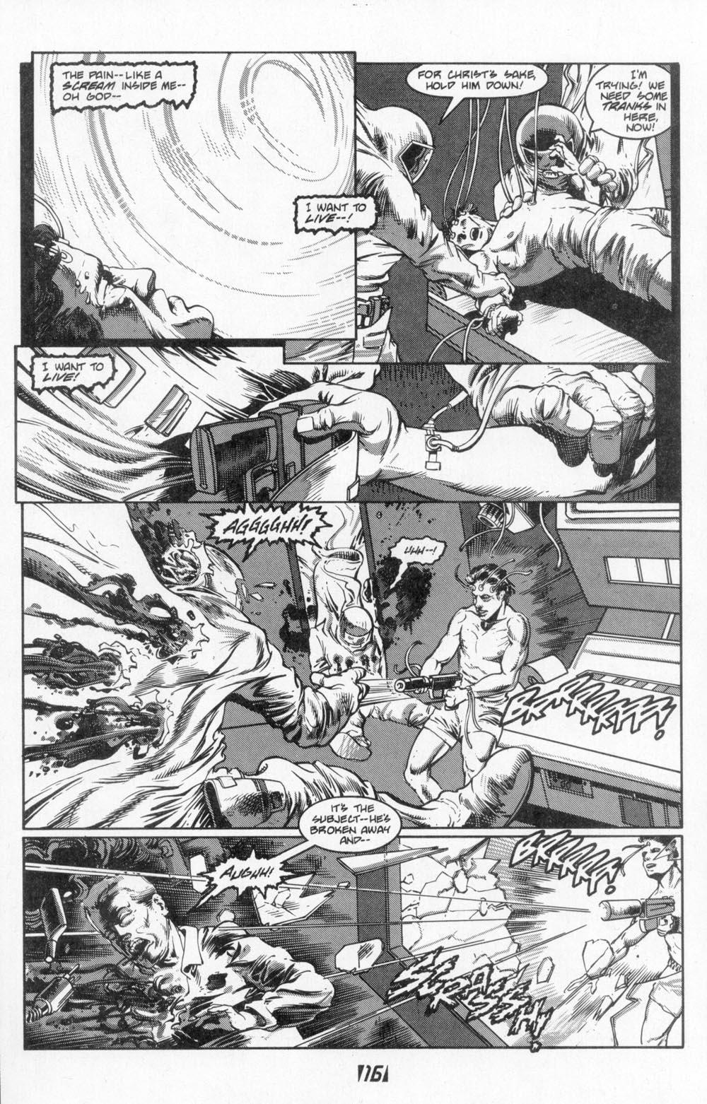Read online Aliens (1988) comic -  Issue #3 - 20