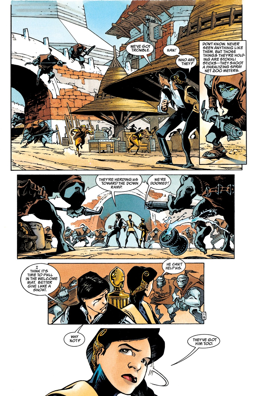 Read online Star Wars Legends: The New Republic - Epic Collection comic -  Issue # TPB 4 (Part 1) - 30