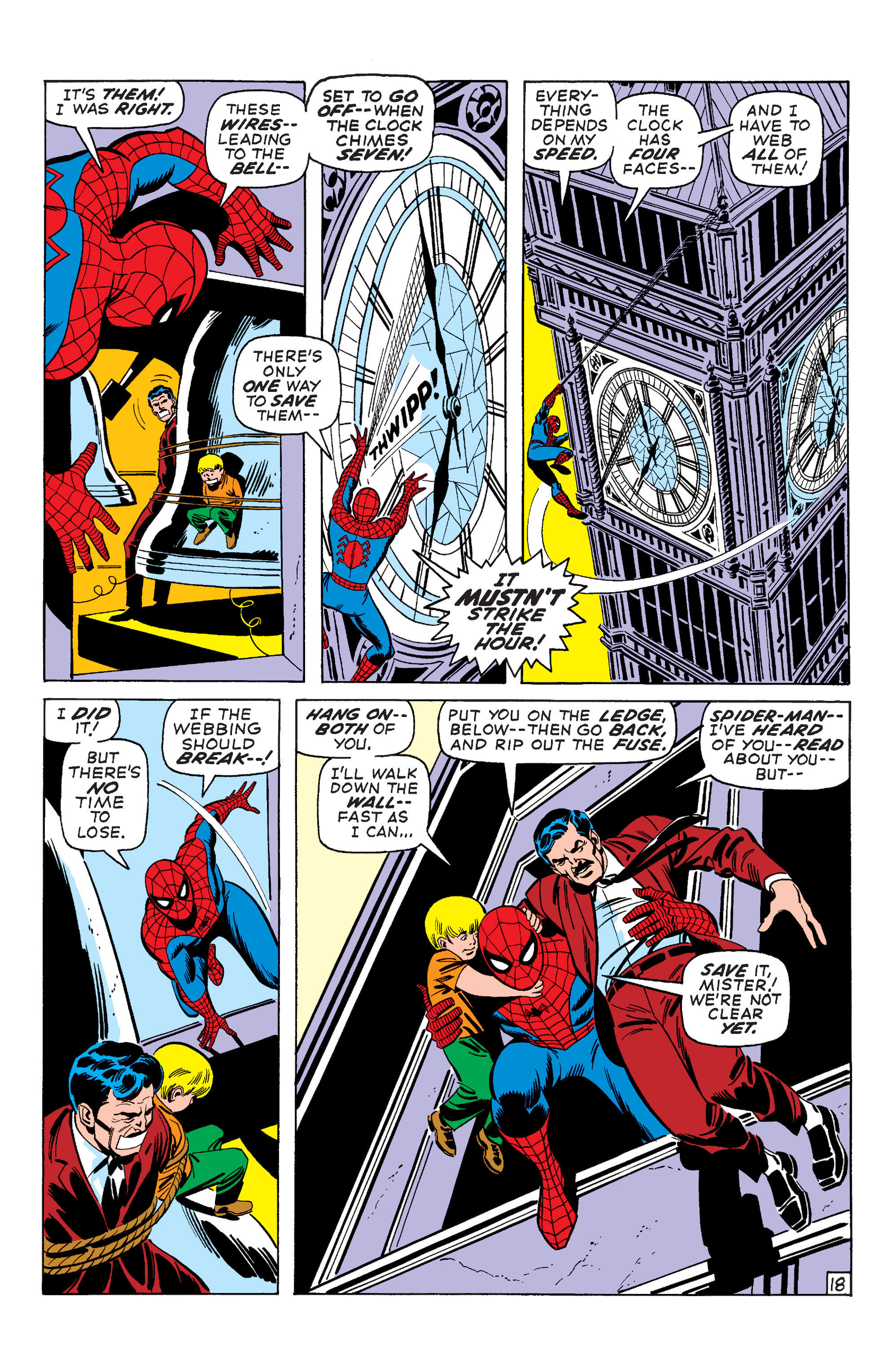 The Amazing Spider-Man (1963) 95 Page 17