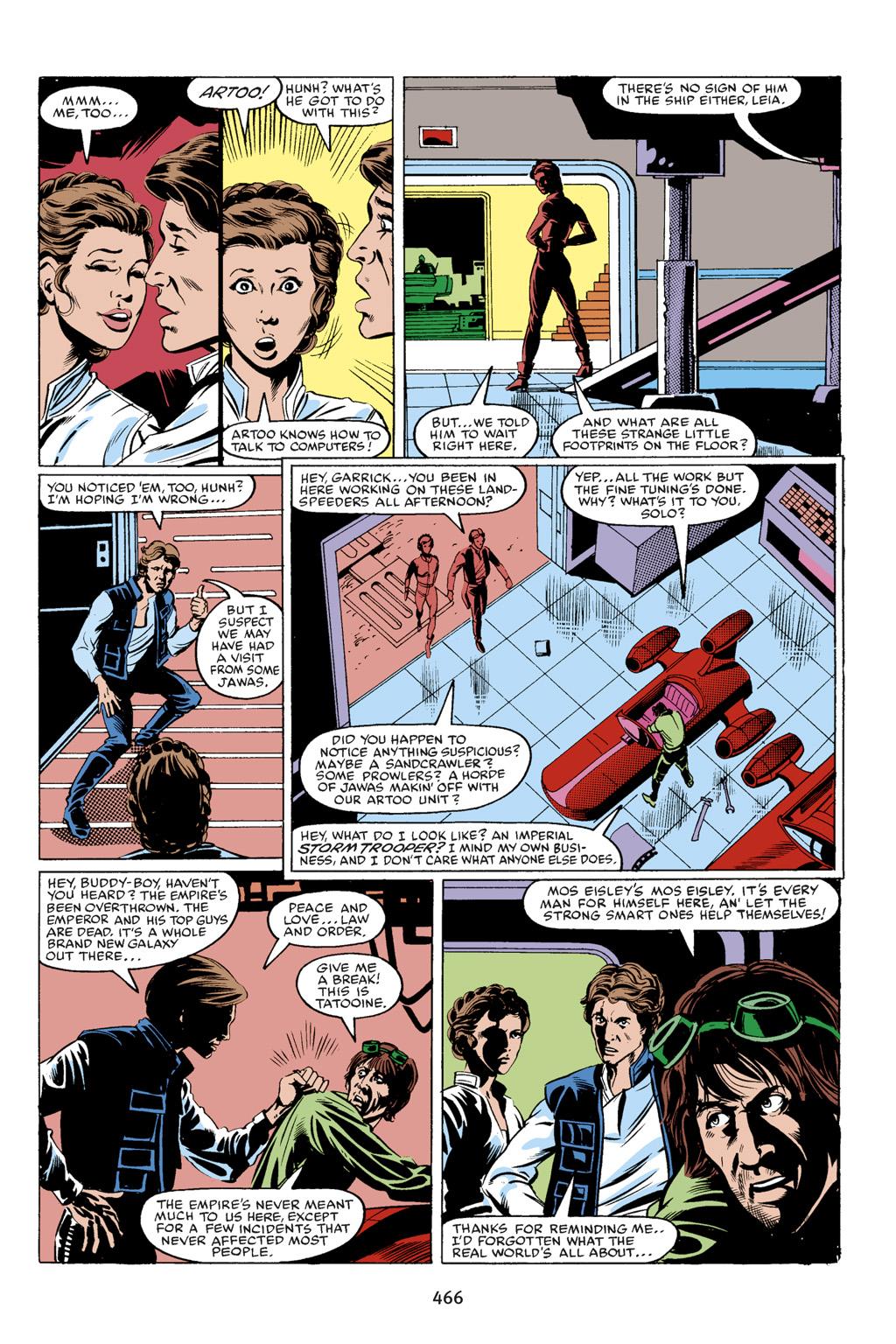 Read online Star Wars Omnibus comic -  Issue # Vol. 18.5 - 183