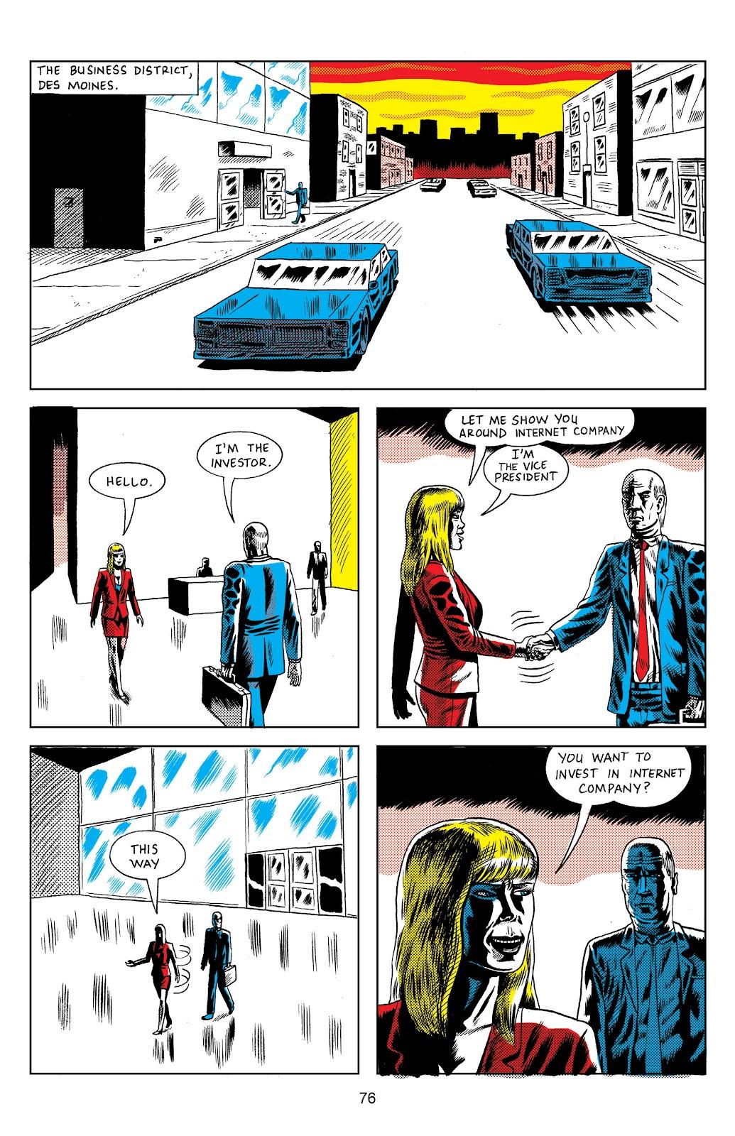 Read online Terror Assaulter: O.M.W.O.T (One Man War On Terror) comic -  Issue # TPB - 76