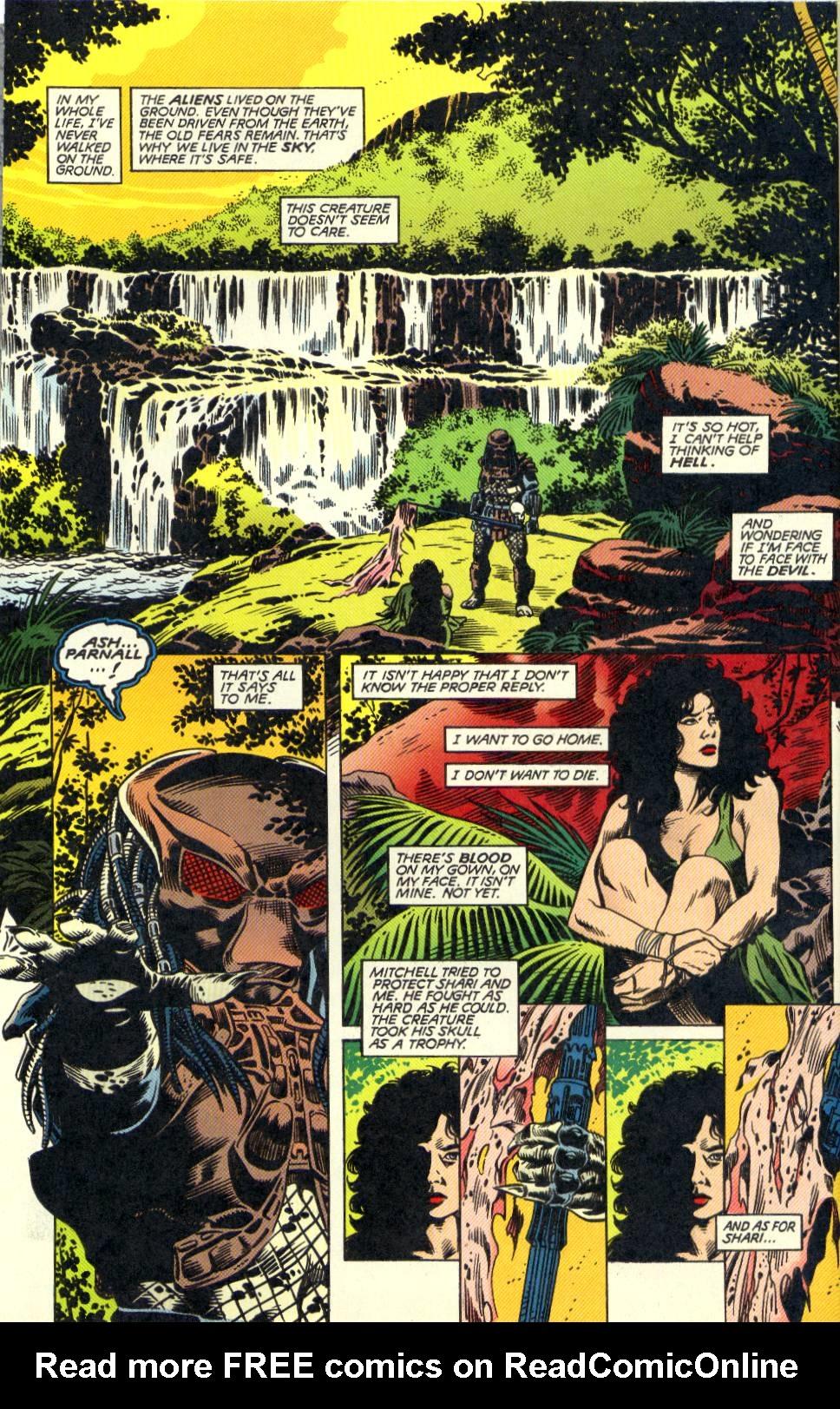 Read online Aliens/Predator: The Deadliest of the Species comic -  Issue #2 - 3