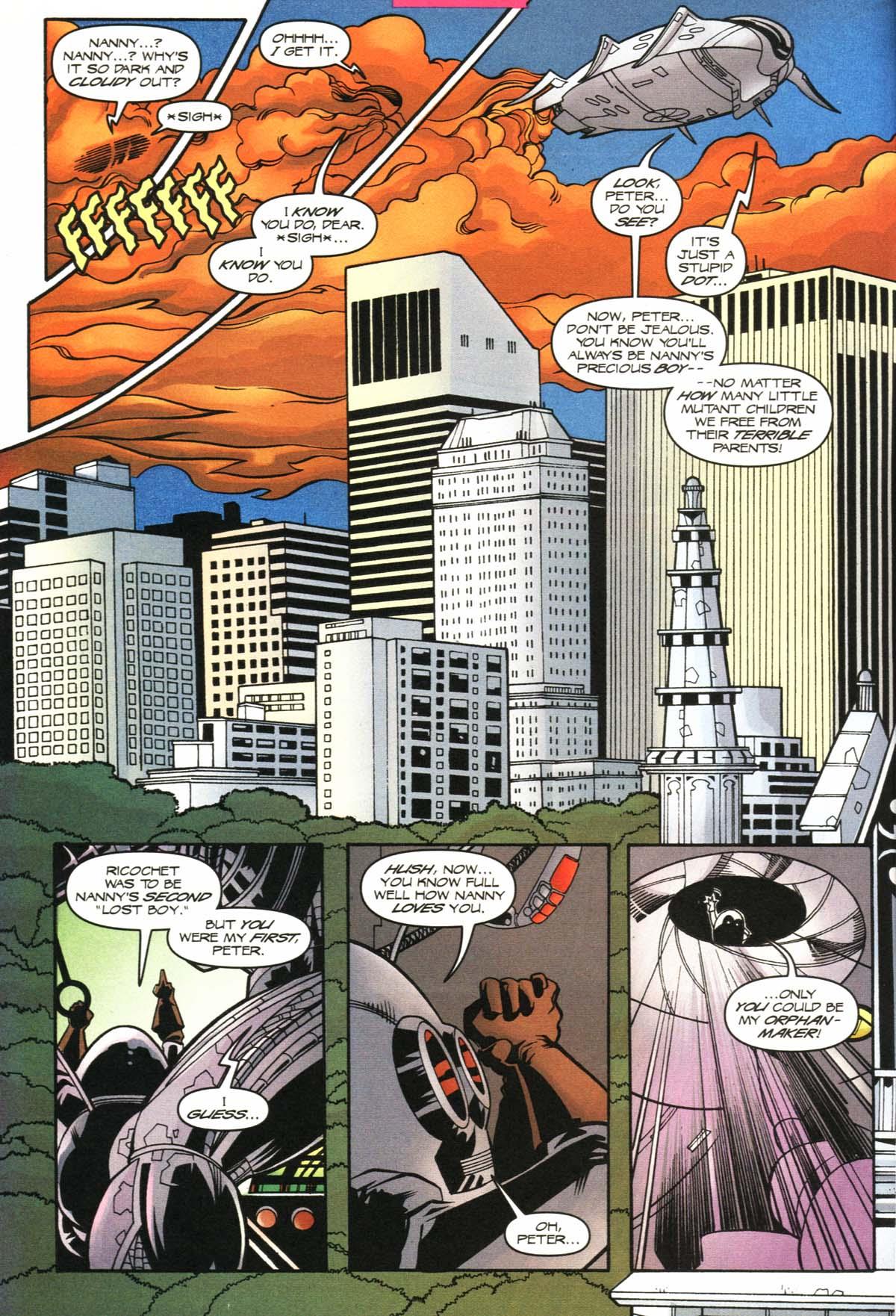 Read online Slingers comic -  Issue #9 - 9