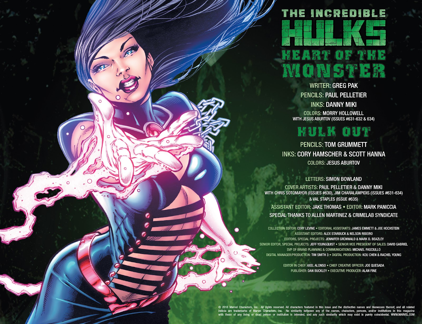 Read online Incredible Hulks (2010) comic -  Issue # _TPB Heart of the Monster - 3