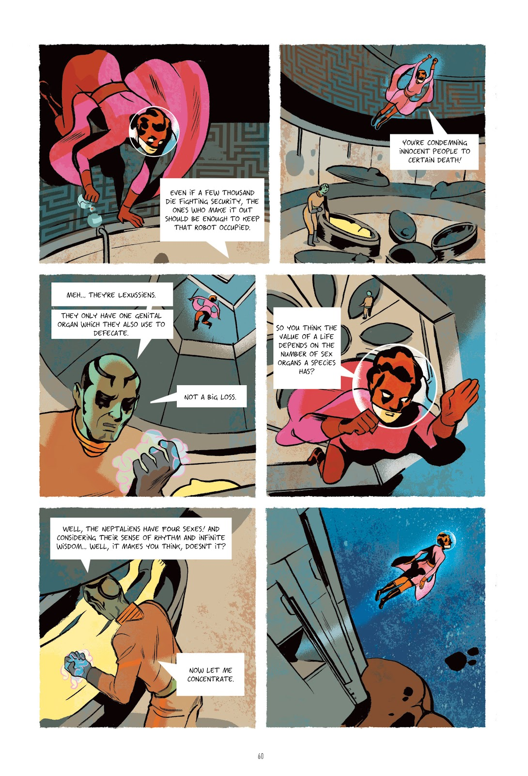 Read online Infinity 8 comic -  Issue # _TPB 3 - 60