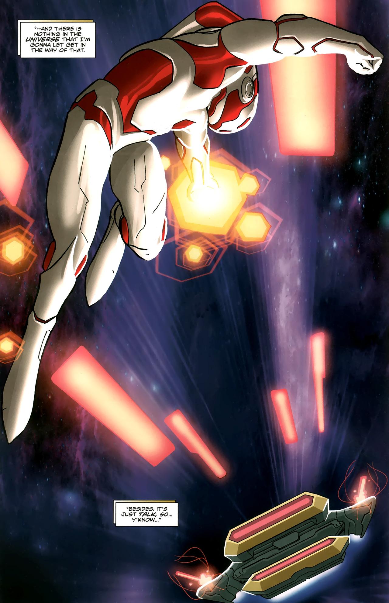 Read online Soldier Zero comic -  Issue #1 - 9