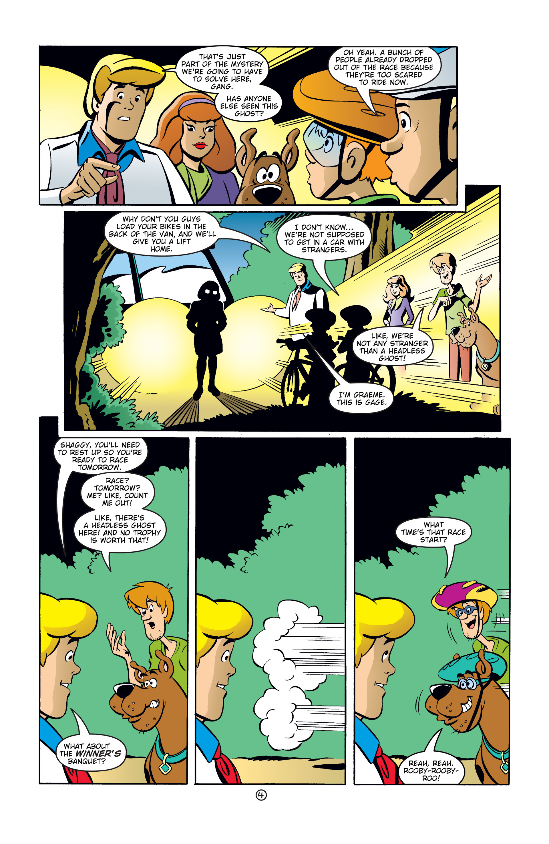Read online Scooby-Doo (1997) comic -  Issue #39 - 5