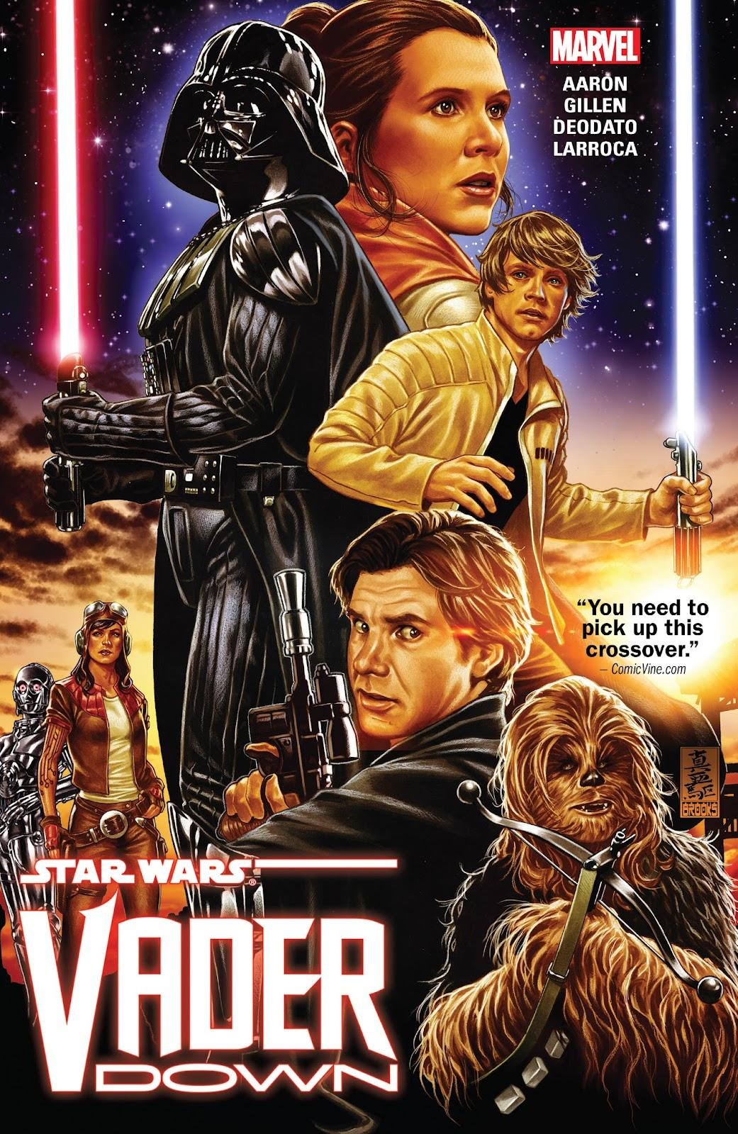Star Wars: Vader Down TPB Page 1