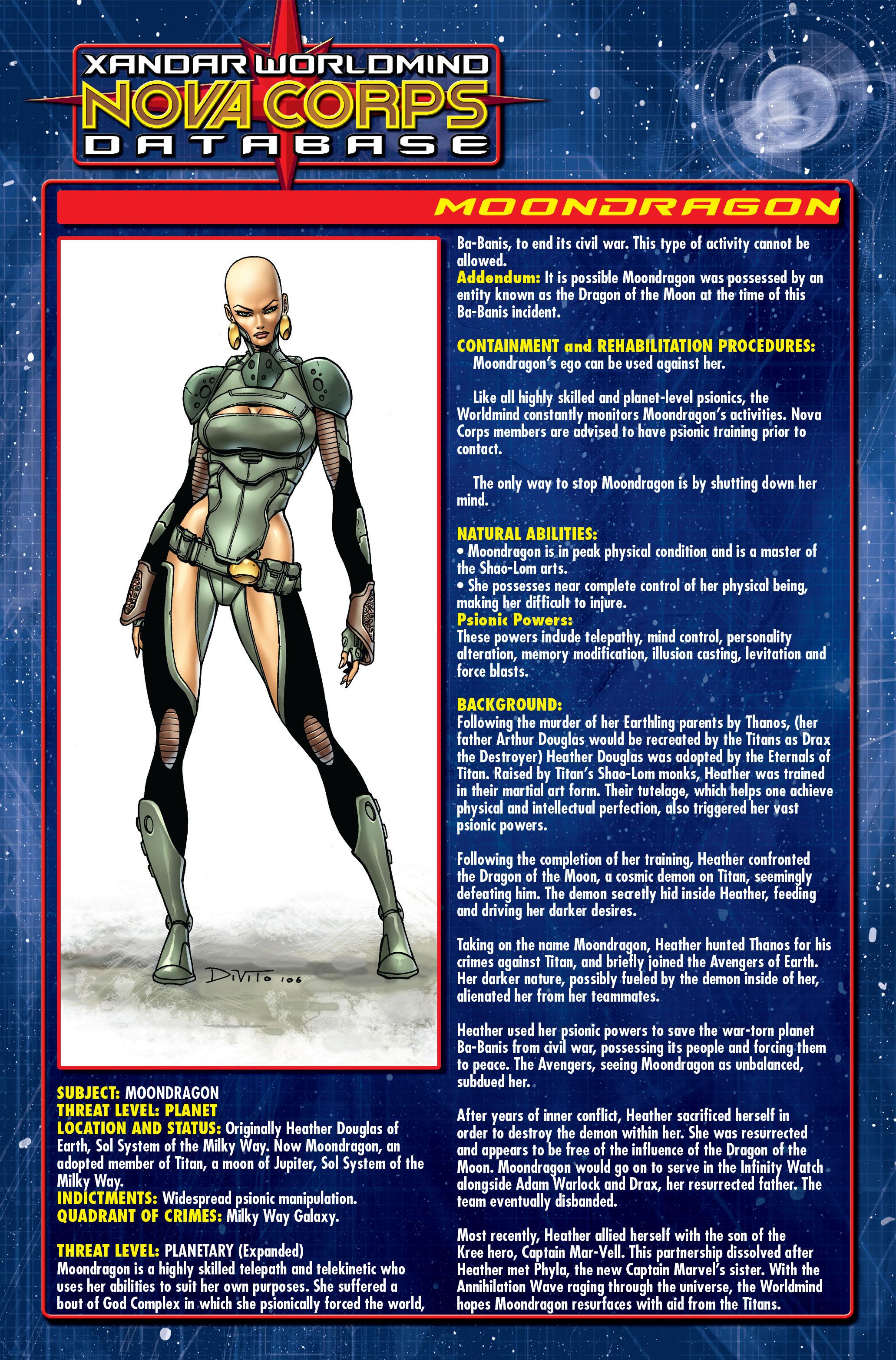Read online Annihilation: Nova comic -  Issue #2 - 25